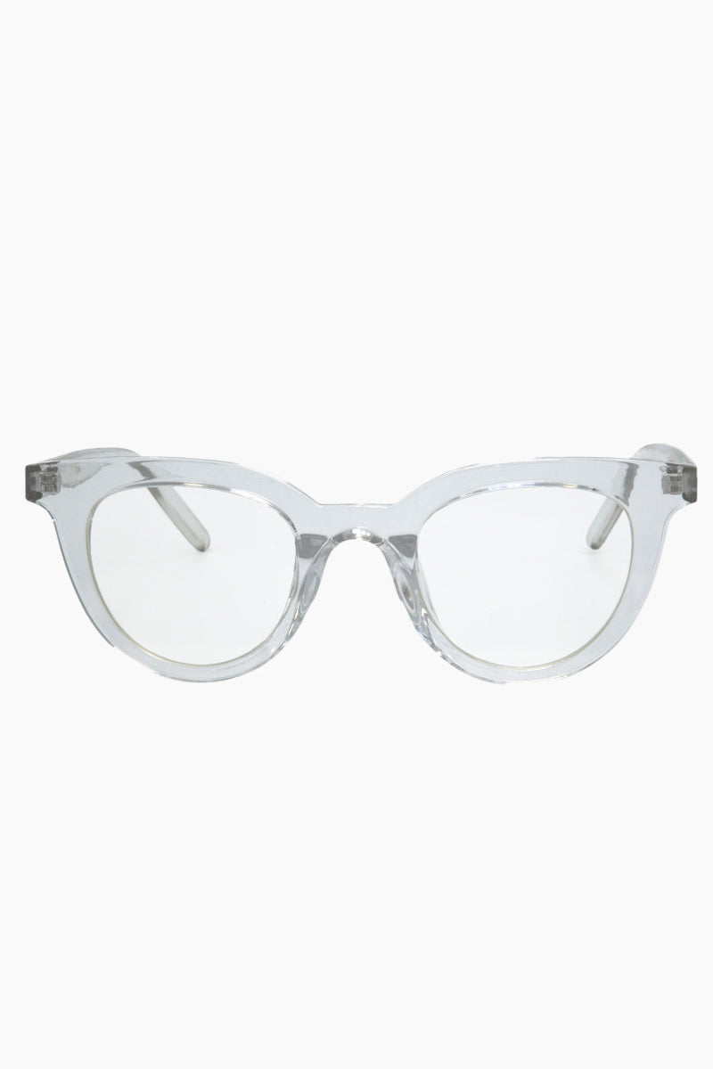 Canyon Sunglasses - Clear