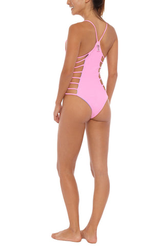CAPITTANA Bettina Reversible One Piece One Piece | Rainbow/Pink| Capittana Bettina Reversible One Piece