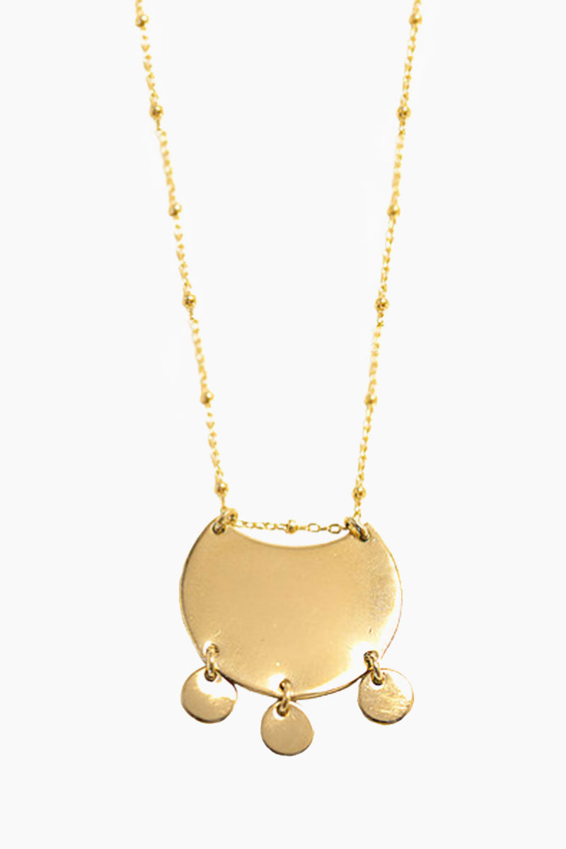 Capri Necklace - Gold