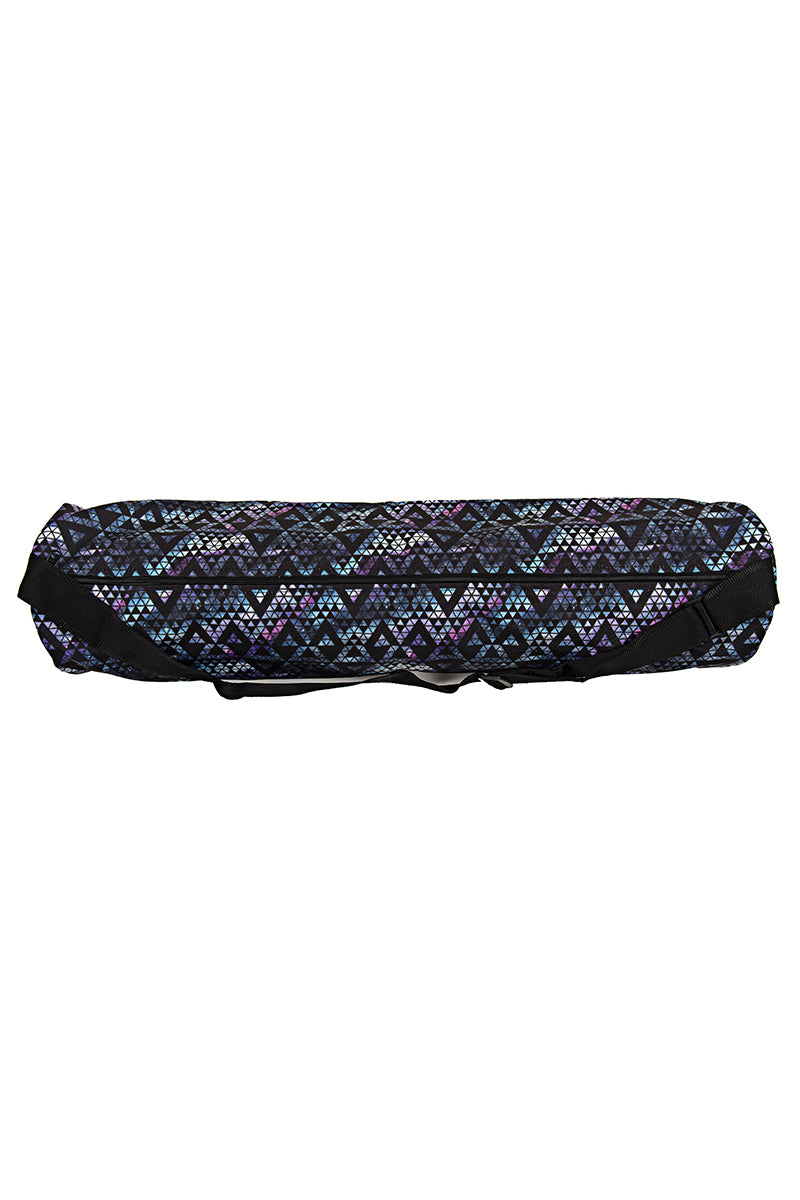 Cosmic Geo Digital Print Yoga Bag
