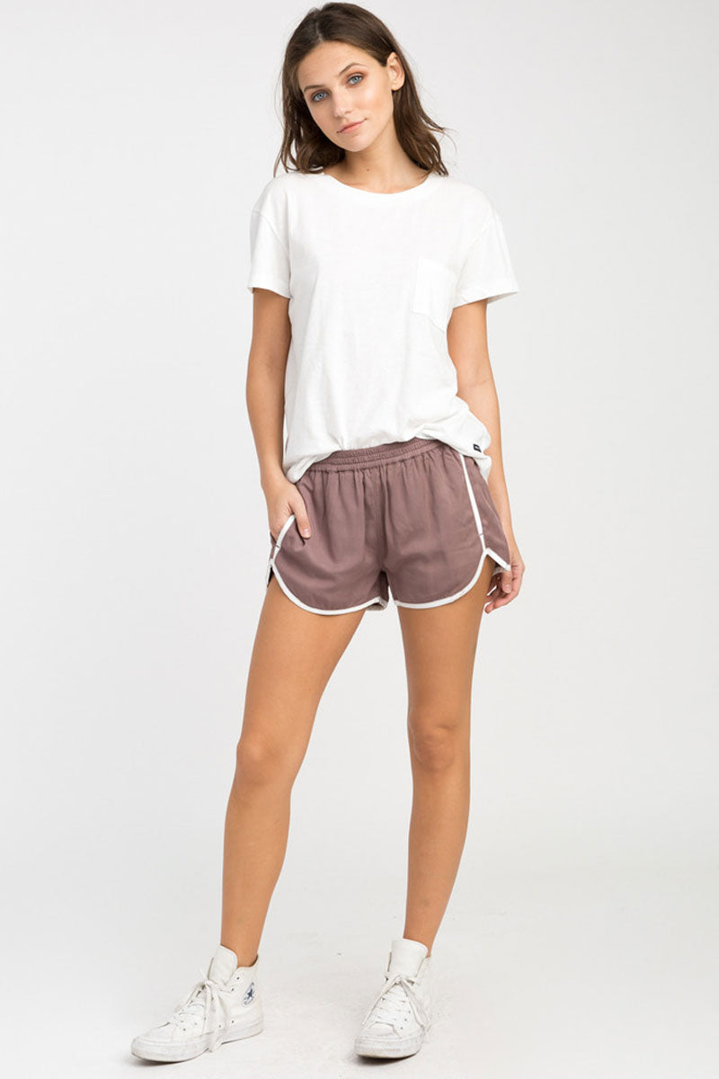 Cruising Shorts - Raisin Purple