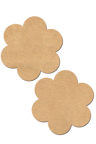 PASTEASE Daisy Pasties Accessories | Light Nude|