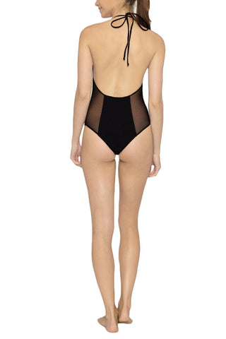 DALINA FORD SWIM Pia One Piece One Piece | Black| Dalina Ford Swim Pia One Piece