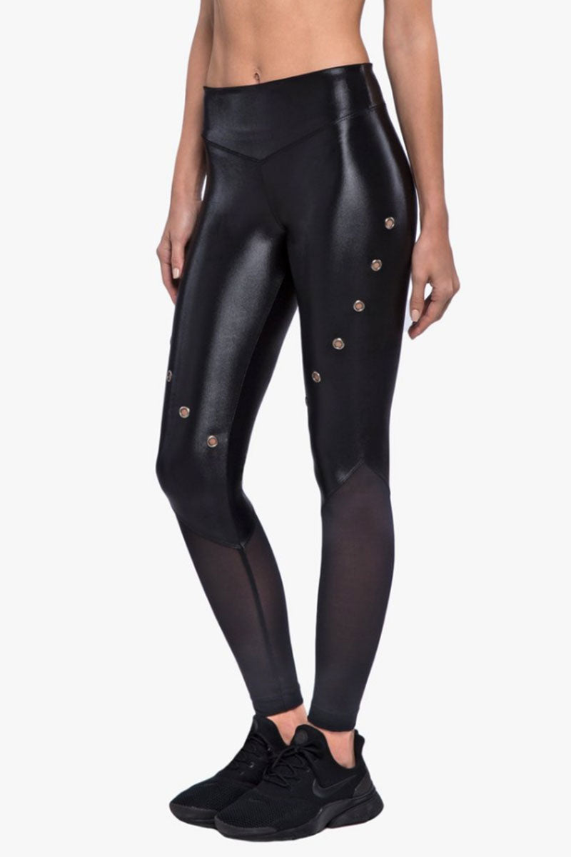 Forester High-Rise Infinity Leggings - Black