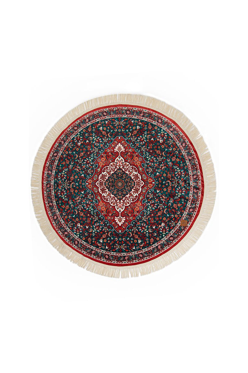 Haven Round Towel