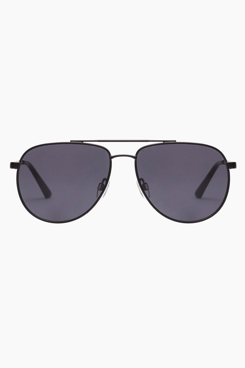 Hard Knock Sunglasses - Matte Black