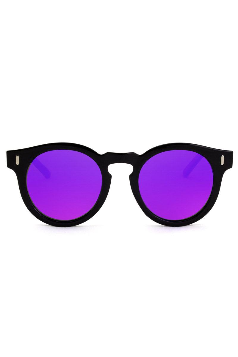 The Hill Sunglasses - Venom Violet