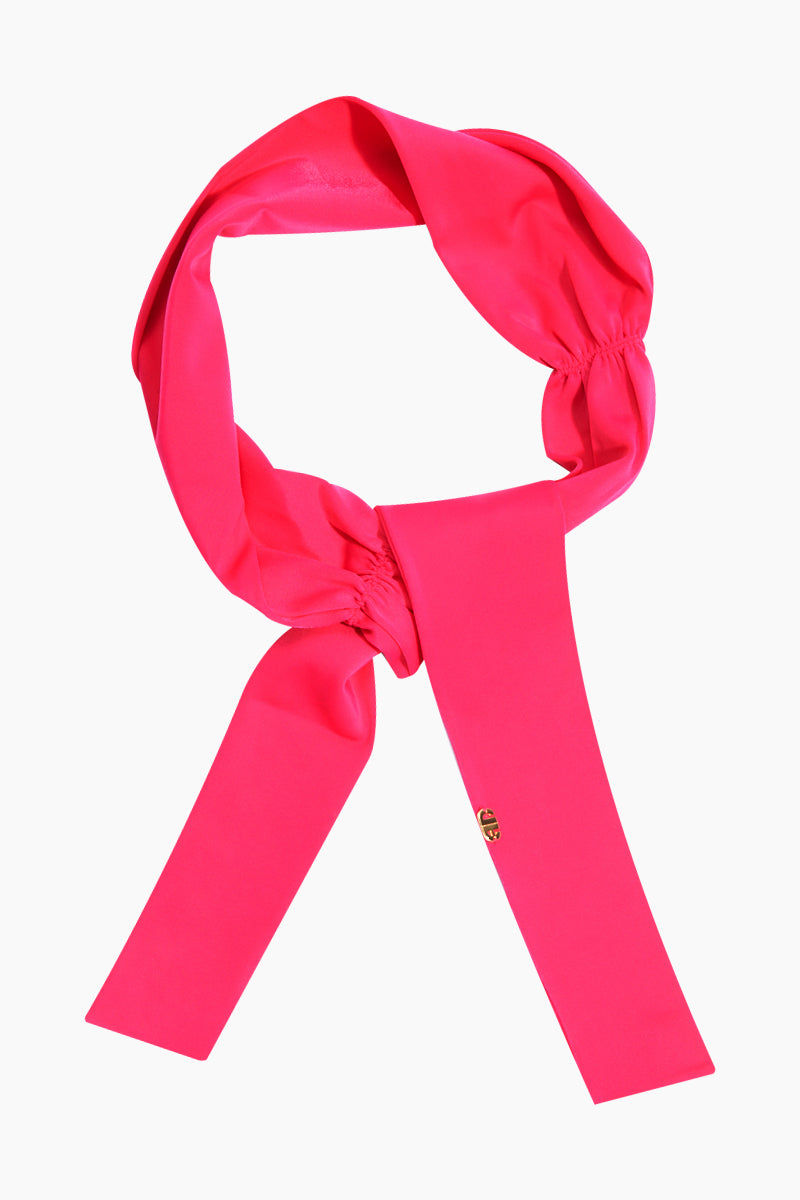 Solid Sash - Hot Pink