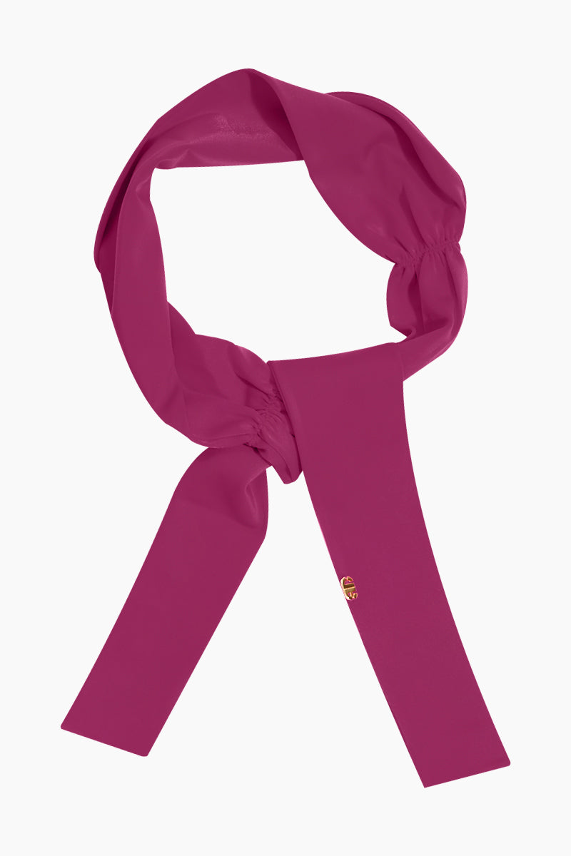 Solid Sash - Pomegranate Pink