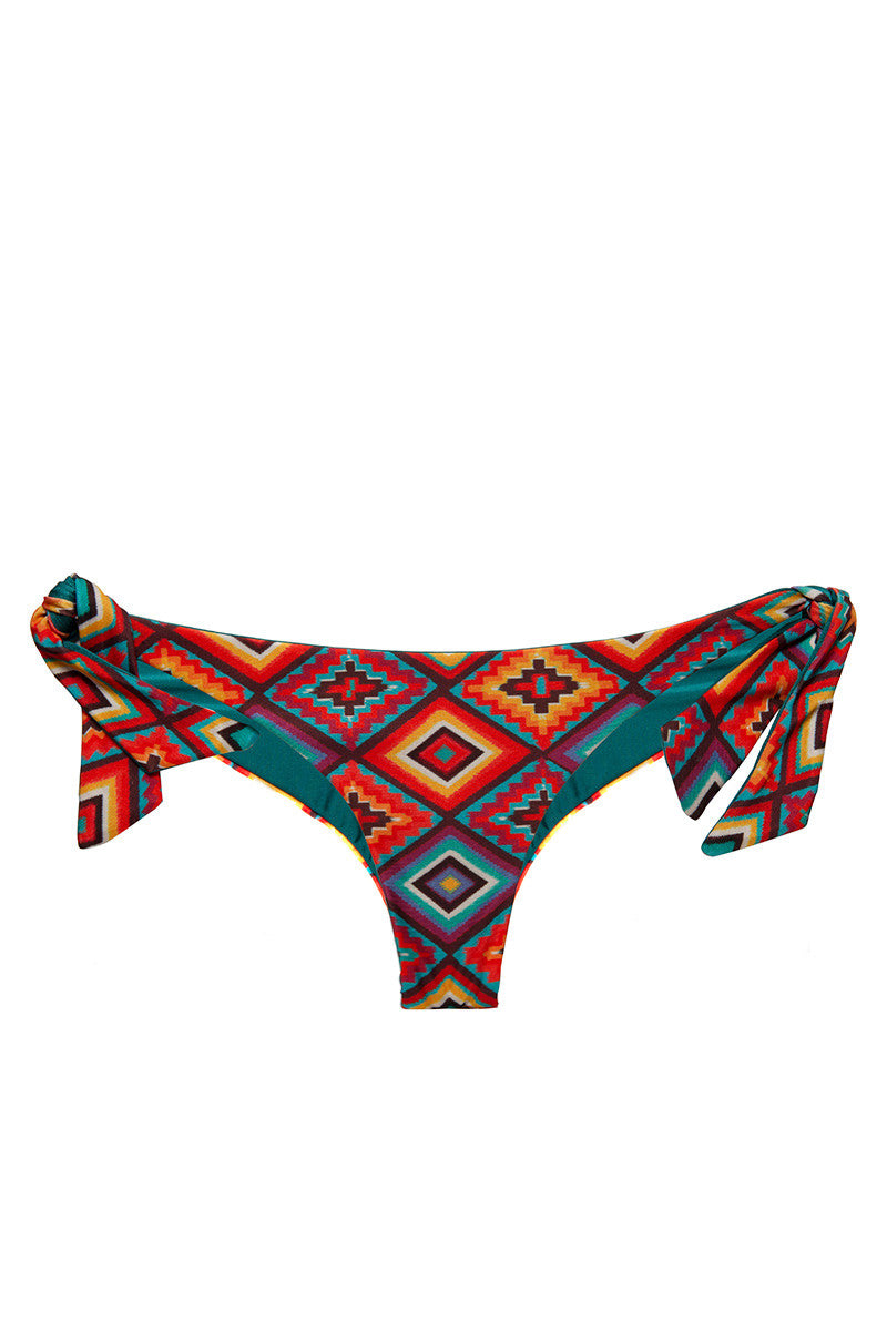 Reversible Southwest Scrunch Bottom