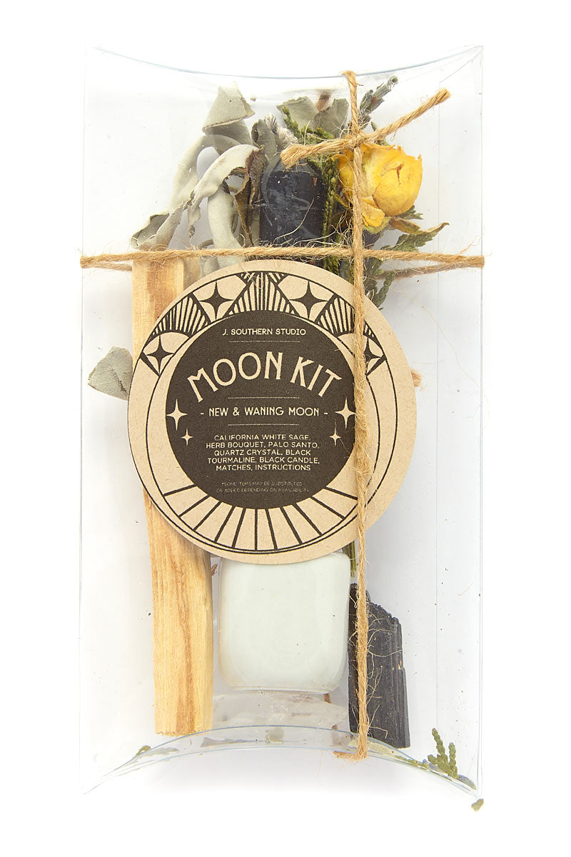 New & Waning Moon Mini Ritual Kit