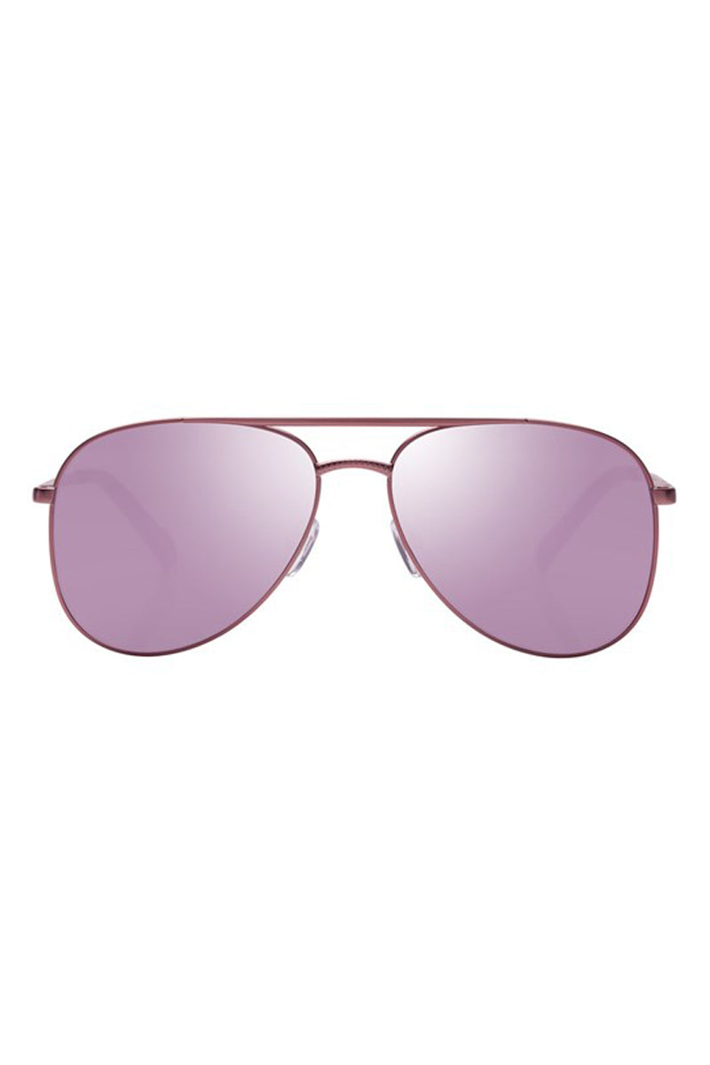 Kingdom Sunglasses - Matte Rose