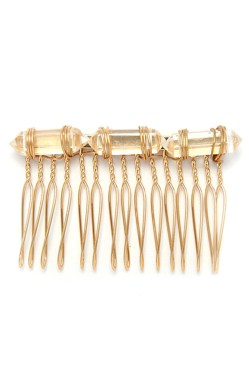 Beyond The Stars Hair Comb