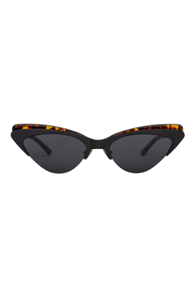 The Layer Cake Sunglasses - Coffee Toffee