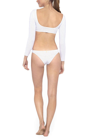 LES COQUINES Dylan Cut Out One Piece One Piece | Reef Blanc| Les Coquines Dylan One Piece