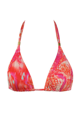 BETTINIS Lotus Top Bikini Top | Pretty In Poison|