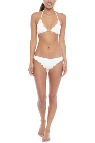 MARYSIA Broadway Top Bikini Top | Coconut|Marysia Broadway Bikini Top