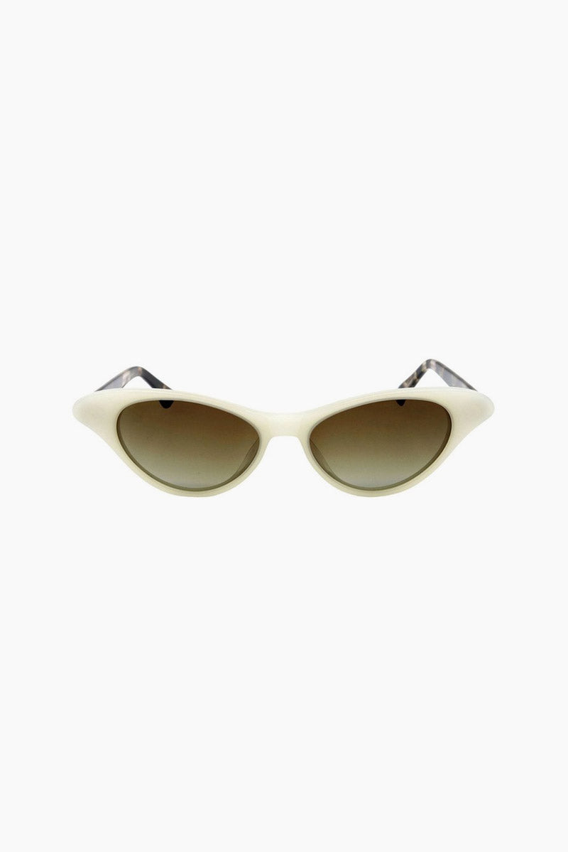 Monroe Sunglasses - White