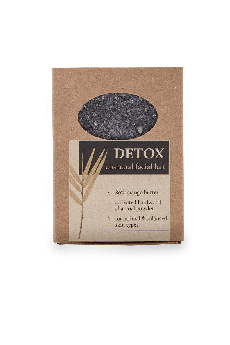 Normal Charcoal Detox Facial Bar