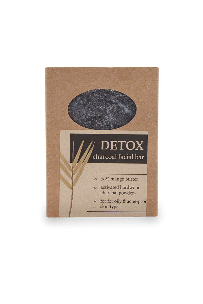 Oily Charcoal Detox Facial Bar