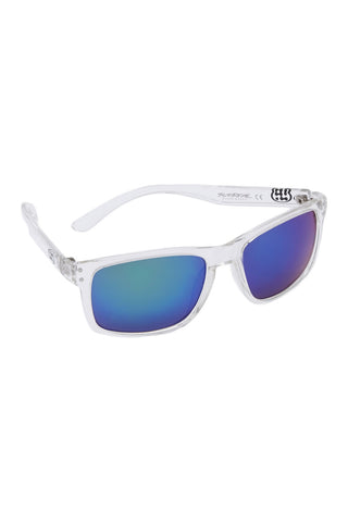 SURREAL SUNGLASSES Premium Classic Sunglasses Accessories | Clear/Blue| Surreal Sunglasses Premium Classic Sunglasses