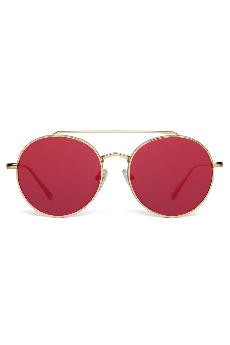 The Olympic Sunglasses - Appolos Chariot Red