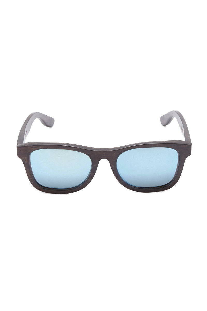 Monroe Sunglasses - Brown/Silver