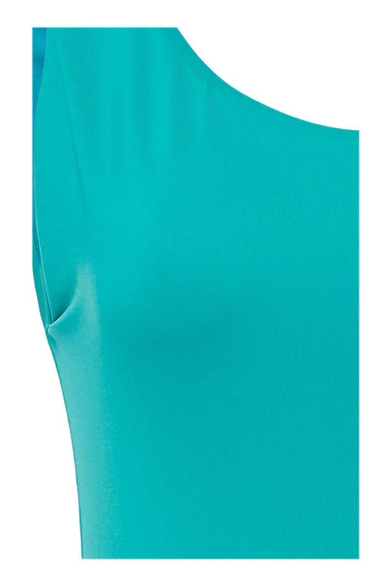 PAOLITA Reversible Azar One Piece One Piece | Reversible Green / Turquoise