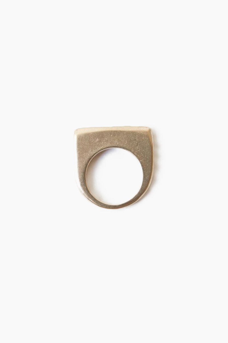 Plateau Ring - Bronze