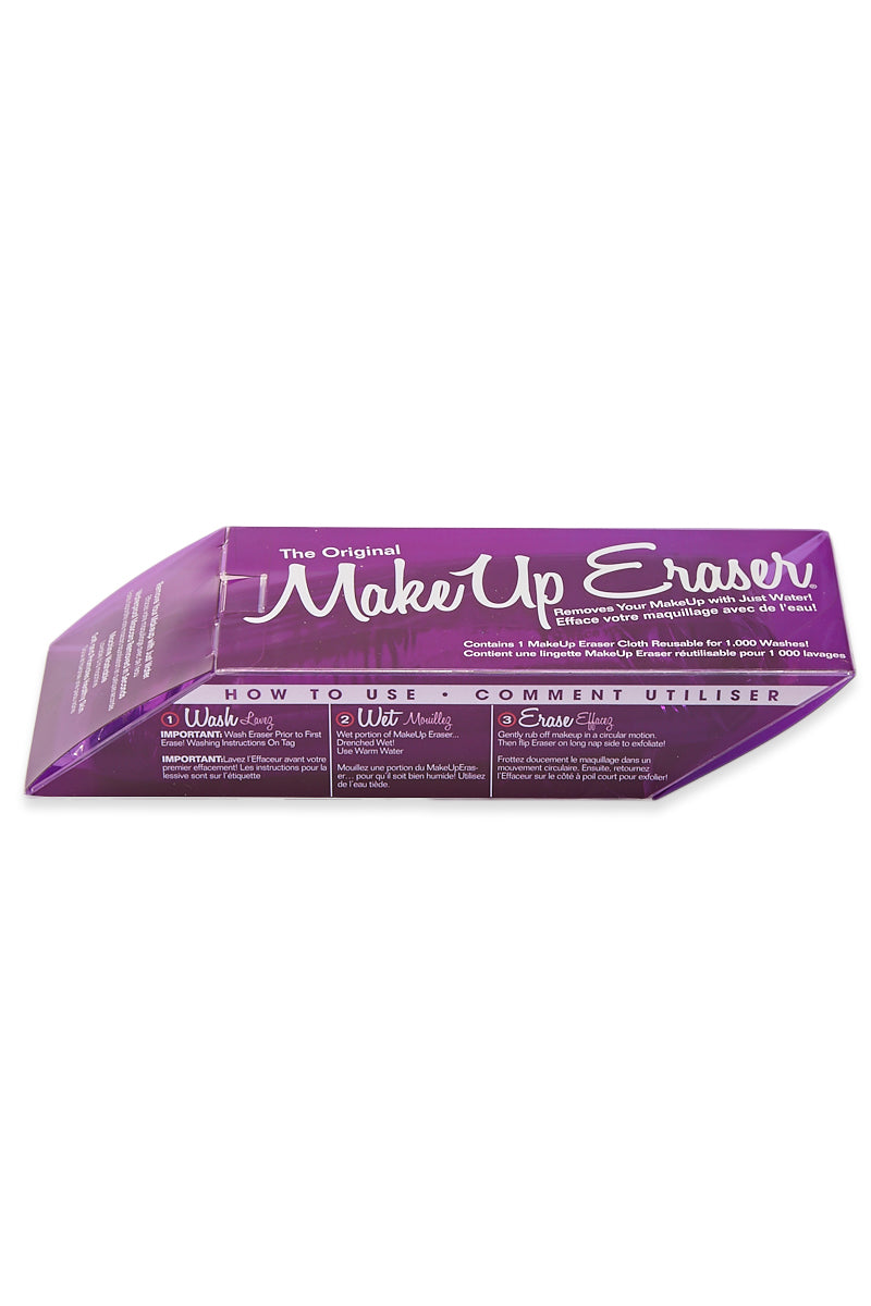 Makeup Eraser Cloth - Purple