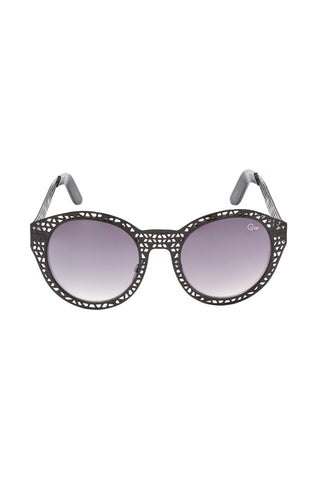 QUAY Estelle Sunglasses Accessories | Black| Quay Estelle