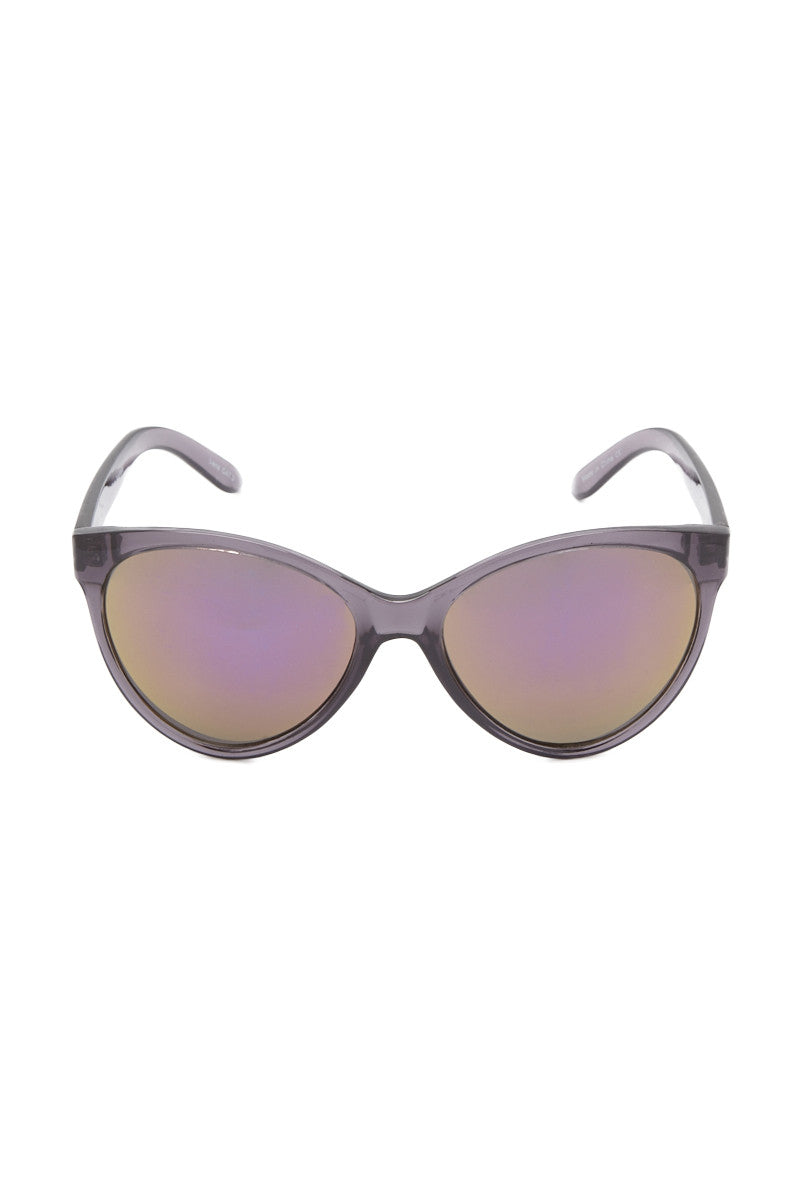 QUAY I Love Lucy Grey Sunglasses Accessories | Grey| Quay I Love Lucy