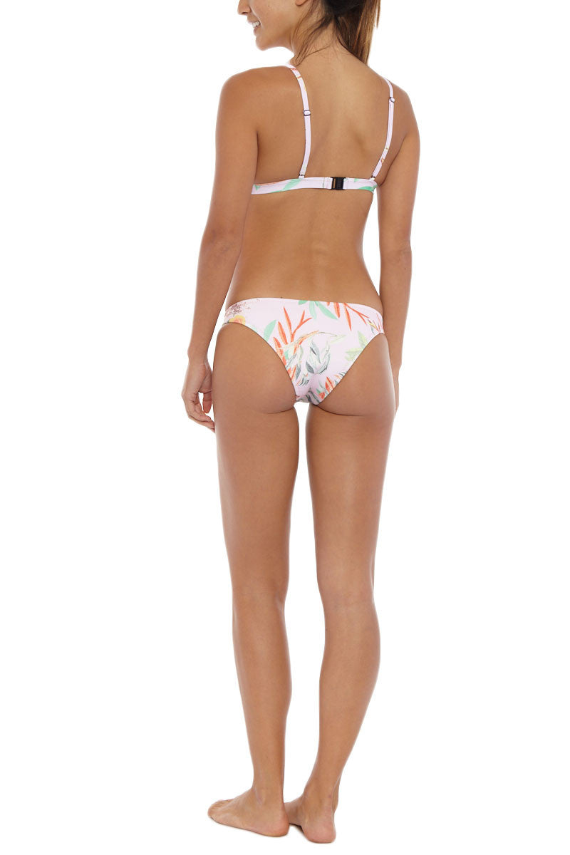 Desert Pink Floral Bottom