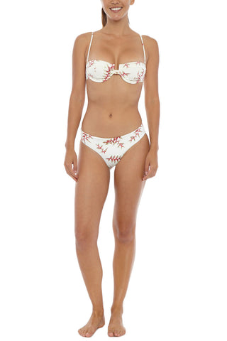RESET PRIORITY Coki Brazilian Bottom Bikini Bottom | Flower East| Reset Priority Coki Brazilian Bikini Bottom