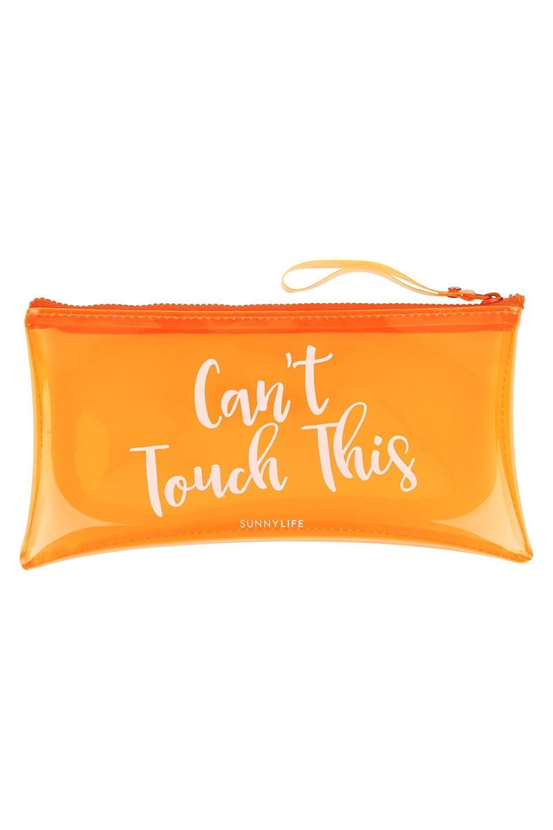 """SUNNYLIFE Market Bag - Neon Orange Bag 