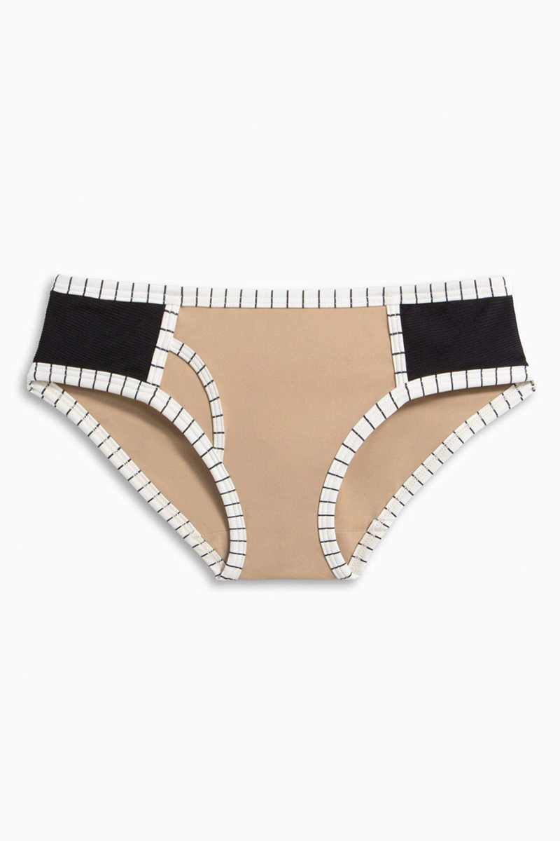 Knowles Hipster Bikini Bottom - Business Casual