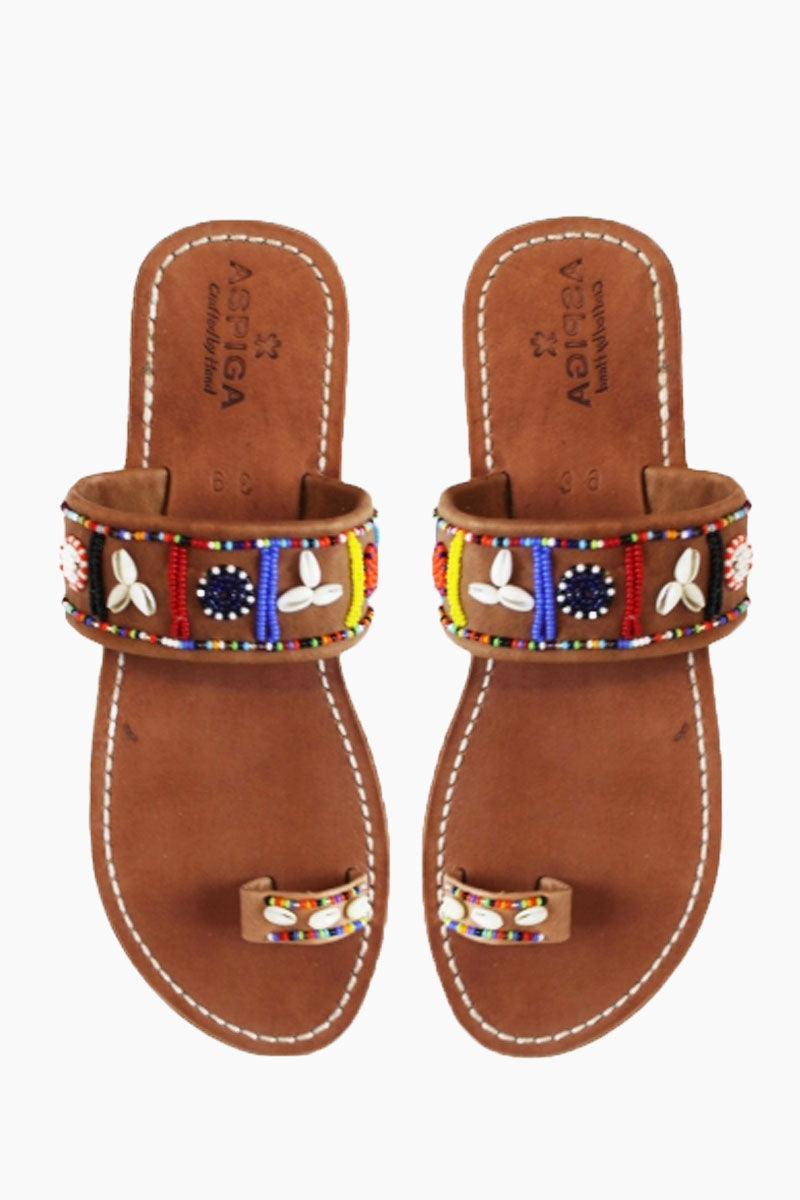 Shella Sandals - Multicolor