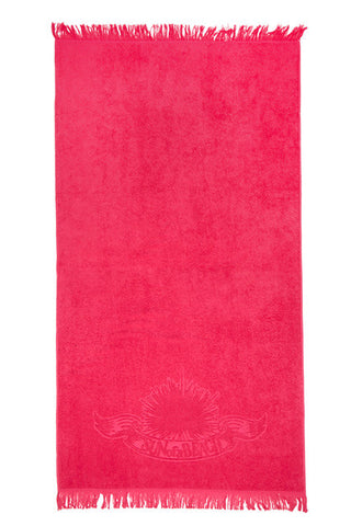 SUN OF A BEACH Just Watermelon Towel Accessories | Pink| Sun Of A Beach Just A Watermelon Towel