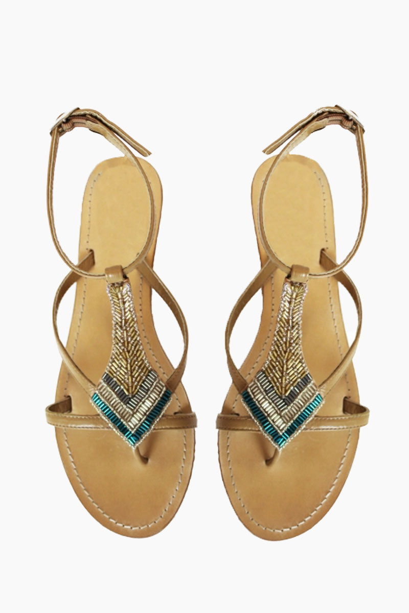 Sresha Sandals - Blue