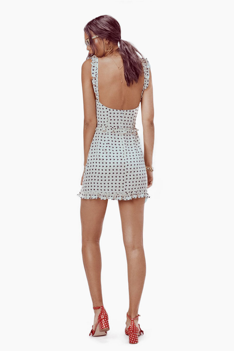 6b7979a8f65 ... FOR LOVE AND LEMONS Sweetheart Mini Dress - Crème Heart Print -  undefined undefined