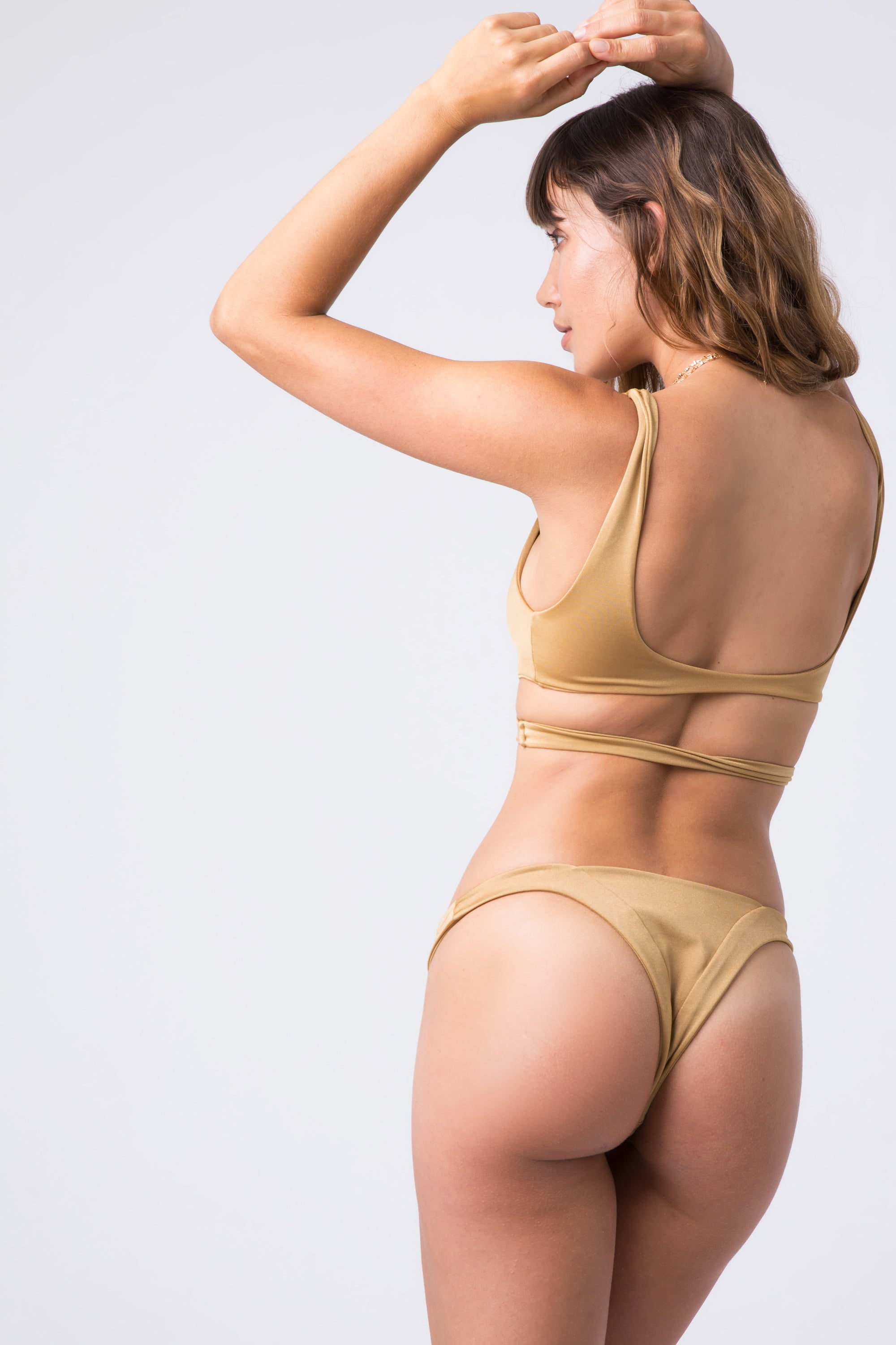 Tenille Banded Bottom - Cairo
