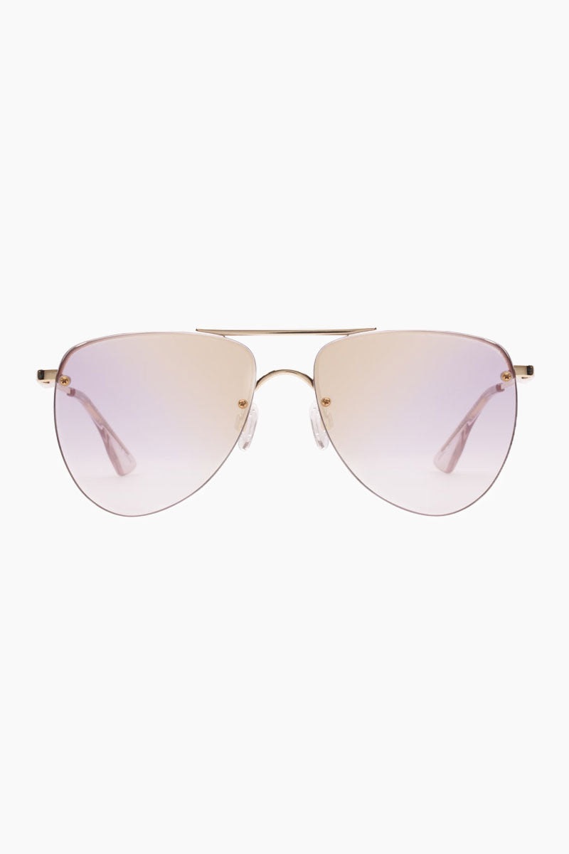 The Prince Sunglasses - Gold