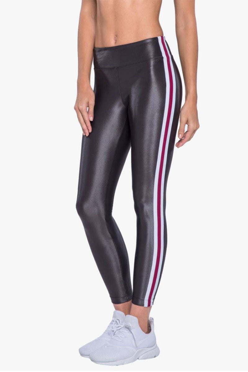 Trainer High Rise Leggings - Lead