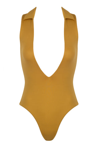 AMAIÒ SWIM Collette One Piece One Piece | Gold| Amaio Collette One Piece