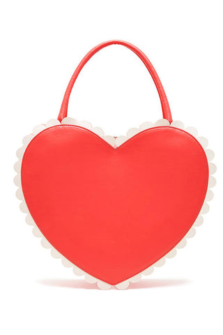 BAN.DO Sweetheart Super Chill Cooler Bag Accessories | Red| Ban.do Sweetheart Super Chill Cooler Bag