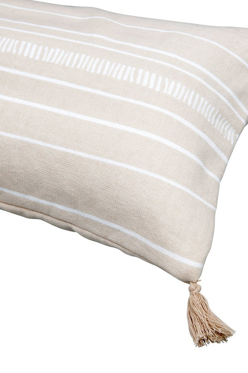 """THE BEACH PEOPLE Dune Beach Cushion Pillow 