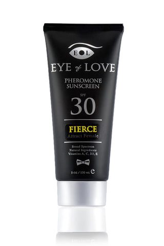 EYE OF LOVE Men's Fierce Pheromone Sunscreen Beauty | Men's Fierce Pheromone Sunscreen