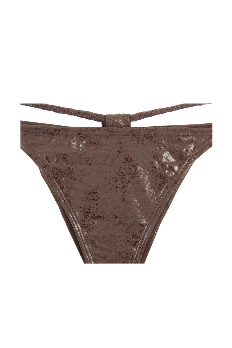 FLORDEPIEL Gali Bottom Bikini Bottom | Chocolate|