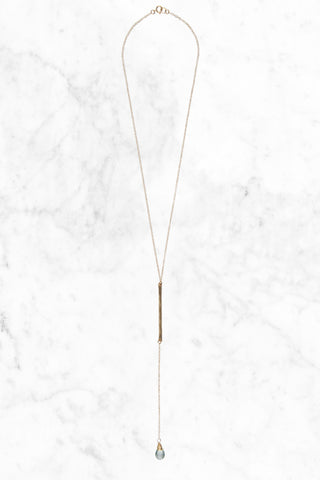 SOPHIE GRACE MAUI Lucy Necklace Accessories | Gold|