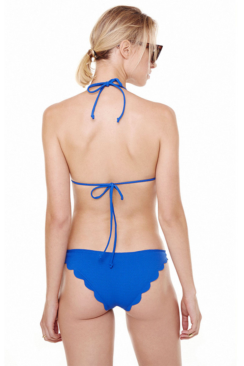 MARYSIA Broadway Top Bikini Top | Snorkel Blue|